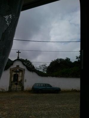 Cemitério da Igreja São Francisco de Paula, em Ouro Preto (MG)