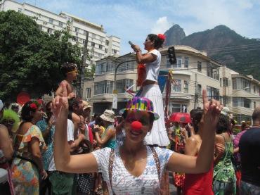 Renato Weil 2016 .Rio de Janeiro-RJ.Carnaval.Bloco Cordão umbilical