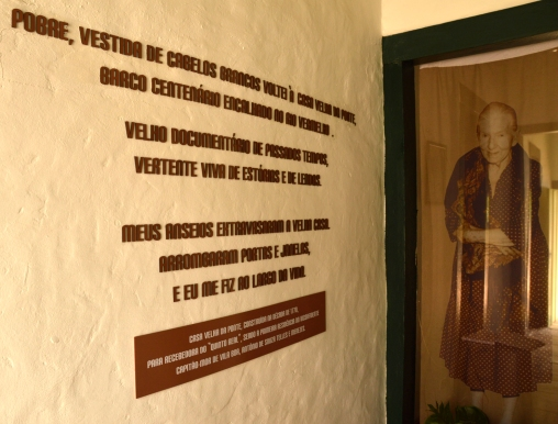 Renato Weil 2016.Goias-GO.Centro Historico,casa de cora coralina