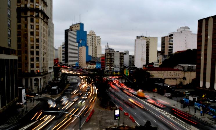 Renato Weil 2016.São Paulo-SP.Viaduto Santa Teresa