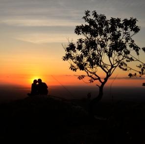 Renato Weil 2016.Chapada dos Guimaraes-MT.Alto do Ceu,por do sol