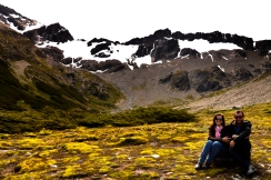 Renato Weil/A Casa Nômade- 2016.Ushuaia-AR.Terra do Fogo.Glaciar Martial
