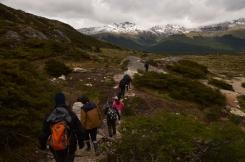 Renato Weil/A Casa Nômade- 2016.Ushuaia-AR.Terra do Fogo.Trekking na Lagoa Esmeralda.