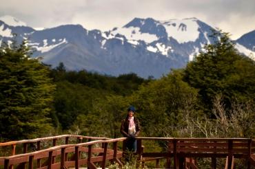 Renato Weil/A Casa Nômade- 2016.Ushuaia-AR.Terra do Fogo.Parque Nacional Terra do Fogo.Bahia Lapataia.Final da ruta 3