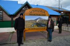 Renato Weil/A Casa Nômade- 2016.Ushuaia-AR.Terra do Fogo.Trem do fim do mundo