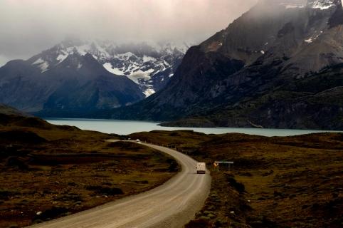 Renato Weil/A Casa Nômade- 2016.Torres del Paine-CH.