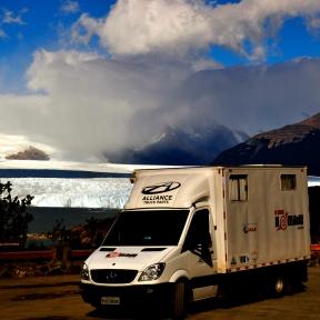 Renato Weil/A Casa Nômade- 2016.El Calafate-AR.Glaciar Perito Moreno