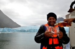 Renato Weil/A Casa Nômade- 2016.Puerto Tranquilo-CL.Carretera Austral.Parque Nacianal Glaciar San Rafael.