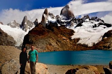 Renato Weil/A Casa Nômade- 2016.El Chaltén-AR.Capital Nacional do Trekking.Cerro Fitz Roy 3405m.