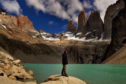 Renato Weil/A Casa Nômade- 2016.Torres del Paine-CH.Circuito W . Trilha das Torres. Refugio e camping Chileno