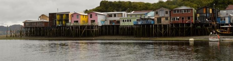 Renato Weil/A Casa Nômade- 2017.Ilha de Chiloé.Castro.CL.