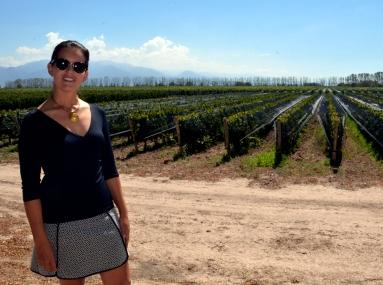 Renato Weil/A Casa Nômade- 2017.Mendoza..Argentina.Vinicola Finca Ojo de Vino.Restaurante Ojo del Agua