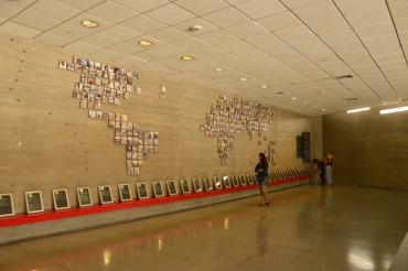 Renato Weil/A Casa Nômade- 2017.Santiago-CL.Museo dos Direitos Humanos