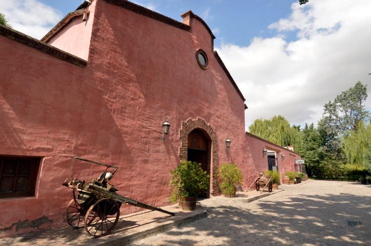 Renato Weil/A Casa Nômade- 2017.Mendoza.Argentina.Vinicola Finca Clos de Chacras