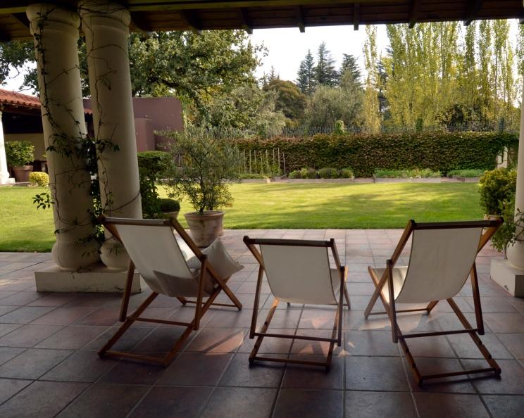 Foto Renato Weil/A Casa Nomade.Mendoza.Argentina. Vinicola Finca Terrazas de los Andes