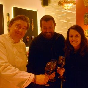 Foto Renato Weil/A Casa Nomade.Montevideo-Uruguai.Restaurante Tandory.Chefe Gabriel
