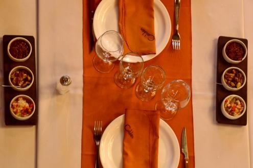 Foto Renato Weil/A Casa Nomade.Buenos Aires. Argentina.Restaurante Caldendel Soho