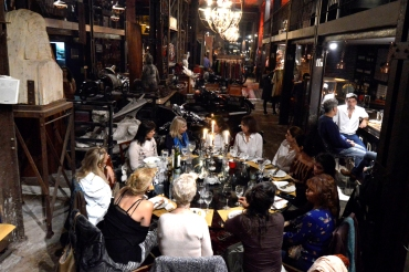 Foto Renato Weil/A Casa Nomade.Buenos Aires. Argentina.Restaurante Napoles