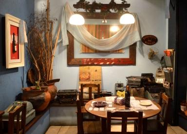 Foto Renato Weil/A Casa Nomade-2017.Buenos Aires. Argentina.Restaurante Aguada