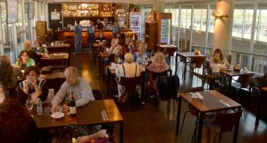 Foto Renato Weil/A Casa Nomade-2017.Rosario. Argentina.Restaurante Aqua Bar