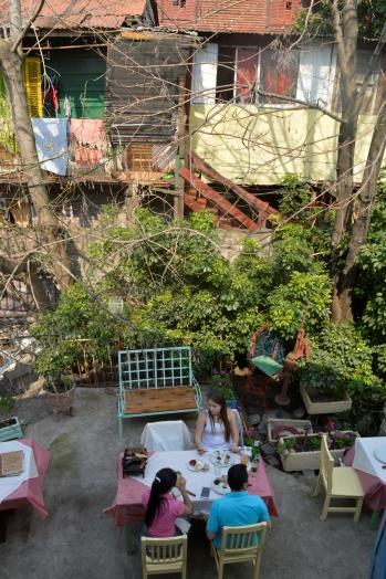 Foto Renato Weil/A Casa Nomade-2017.Buenos Aires. Argentina. Restaurante Gran Paraiso