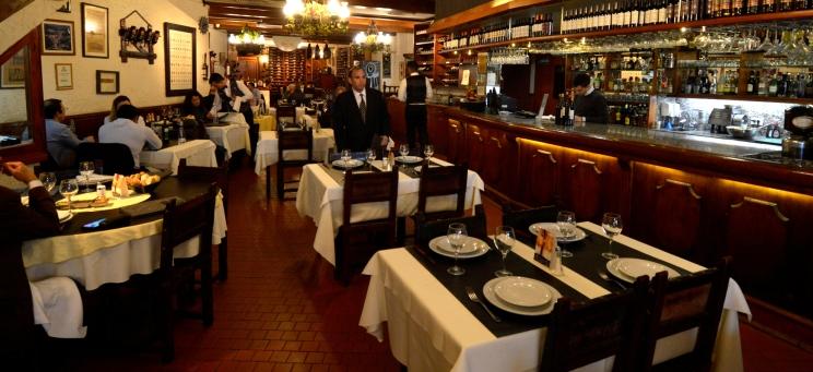 Foto Renato Weil/A Casa Nomade-2017.Buenos Aires. Argentina. Restaurante Las Nazarenas