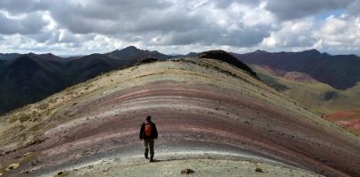Foto Renato Weil/A Casa Nomade-2018.Comabapata-Peru.Cerro Sete Colores