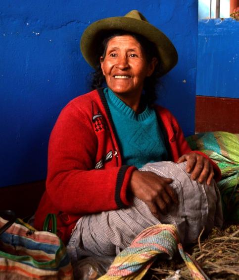 Foto Renato Weil/A Casa Nomade-2018.Curahuasi-Peru