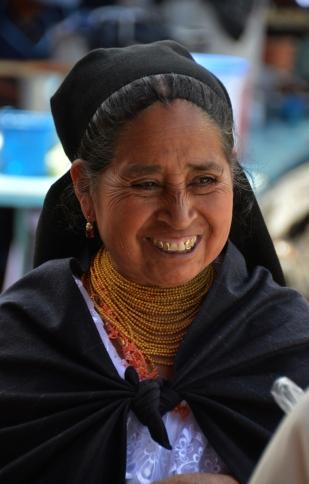 Foto Renato Weil/A Casa Nomade-2018.Otavalo.Equador. Feira de artesanato