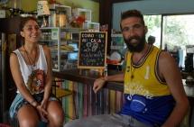 Foto Renato Weil/A Casa Nomade-2018. Saxiola.Costa Rica. Cafe Como en mi Casa