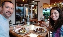 Foto Renato Weil/A Casa Nomade-2018.La Fortuna.Costa Rica.Vulção Arenal.Restaurante Maria Bonita