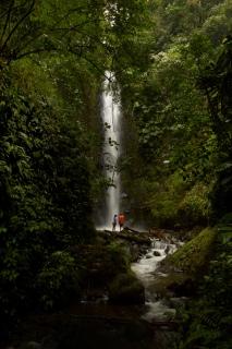 Foto Renato Weil/A Casa Nomade-2018.La Fortuna.Costa Rica.Vulção Arenal.Trekking La Gavilana em El Castillo