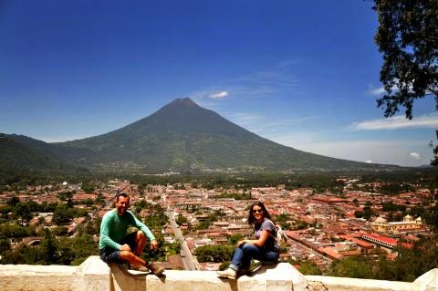 Foto Renato Weil/A Casa Nomade-2018.Antigua.Guatemala.