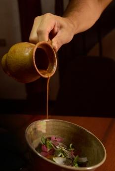 Foto Renato Weil/A Casa Nomade-2018. Antigua.Guatemala.restaurante Quilteo