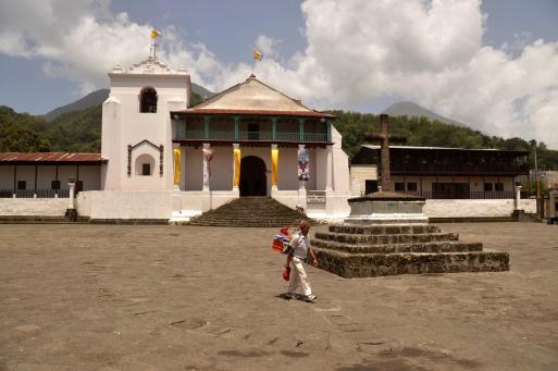 Foto Renato Weil/A Casa Nomade-2018. .Guatemala.Lago Atitlan, San Triago