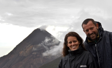 Foto Renato Weil/A Casa Nomade-2018..Guatemala.Vulcão Acatenango