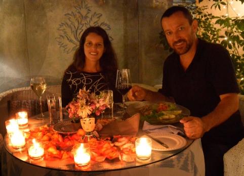 Foto Renato Weil/A Casa Nomade-2018. Antigua.Guatemala.Restaurante
