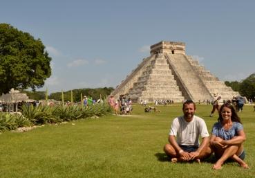 Foto Renato Weil/A Casa Nomade .2018 .Cancun .Mexico .Cidade Maia ChiChen Itza