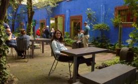 Foto Renato Weil/A Casa Nomade.2018.Cidade do Mexico-Mexico,Museo Frida Kahlo