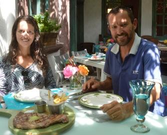 Foto Renato Weil/A Casa Nomade.2018.San Miguel Allende-Mexico.Restaurante Marsala