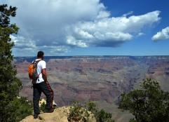 Foto Renato Weil/A Casa Nomade.2018.Tusayan.Estados Unidos.Grand Canyon.South Rim.