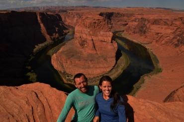 Foto Renato Weil/A Casa Nomade.2018.Page.Estados Unidos.Parque Nacional Glen Canyon .Horseshoe
