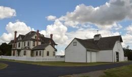 Foto Renato Weil/A Casa Nomade.2018.Chappenhill.Estados Unidos.Museo George Ranch