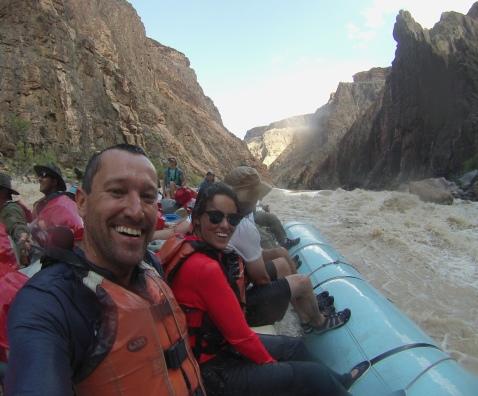 Foto Renato Weil/A Casa Nomade.2018.Tusayan.Estados Unidos.Grand Canyon.South Rim.Expedião de 5 dias pelo Rio Colorado