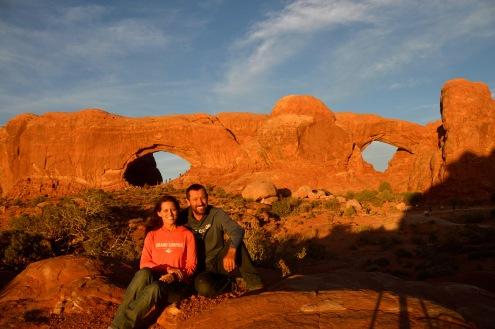 Foto Renato Weil/A Casa Nomade.2018.Moab.Utah.Estados Unidos.Parque Nacional Arches