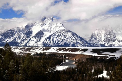 Foto Renato Weil/A Casa Nomade.2019.Wyoming .Estados Unidos.Parque Nacional Grand Teton