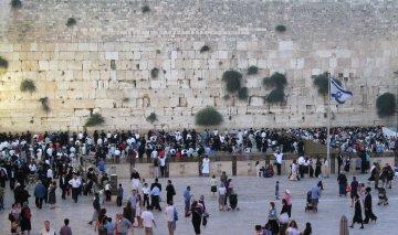 26-07-2012-Foto Renato Weil.Israel,jerusalem,muro das lamentacoes