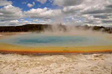Foto Renato Weil/A Casa Nomade.2019 .Estados Unidos. Parque Nacional Yellowstone