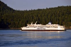 Frery Ilha Vancouver Canada 27 05 2019 Weil031