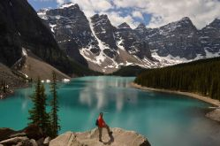 Foto Renato Weil/A Casa Nomade.2019.Alberta.Parque Nacional Banff